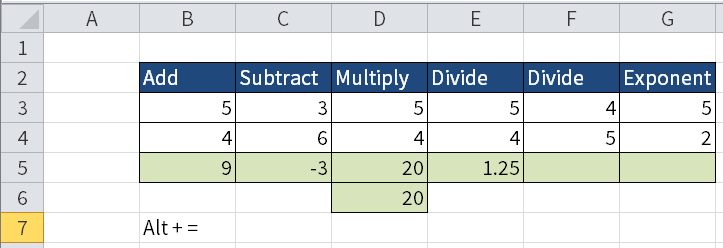 Screesnshot showing how the resulting number is greater than 1 if the nominator is greater than the denominator.